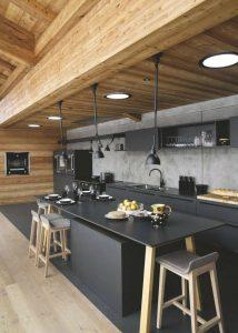 bois et b ton cir quelles possibilit s pour son int rieur. Black Bedroom Furniture Sets. Home Design Ideas